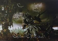 "CHILDREN OF BODOM Flag/ Tapestry/ Fabric Poster  ""Reckless Forever""    NEW"