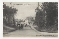 France, Paris Plage, Le Village Suisse en Foret Postcard, A517