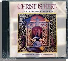 Christopher Walker - Christ Is Here - New 1992 Christian CD!