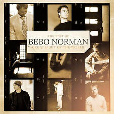 Great Light Of The World Best Of Bebo Norman NEW CD Rich Mullins Caedmon's Call