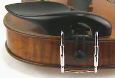 Musaica Violin Chinrest Strad Style 30 mm in Ebony With Std Brackets Accessory