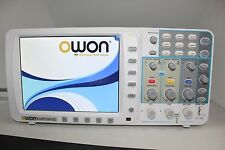 "low noise OWON 100Mhz Oscilloscope SDS7102 1G/s large 8"" LCD LAN+VGA+battery USA"