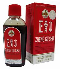 Zheng Gu Shui Herbal Lotion 88ml for Sports Injury Sprain Bruises Fracture