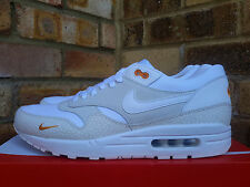 Nike Air Max 1 PRM Atmos Kumquat UK 10 trainers 11 45 white 512033 110