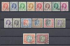 RHODESIA & NYASALAND 1954-54 1/15 Fine Used Cat £55