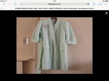 BRAND NEW WOMENS DRESSING GOWN / ROBE - MARKS AND SPENCER - 8 / 10