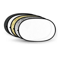 5 in 1 portable Round Collapsible Multi Disc studio Photo Lightning Reflector