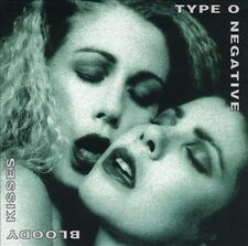 Bloody Kisses [PA] by Type O Negative CD Goth Rock Metal 1993