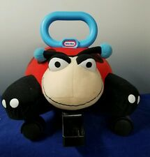 Little Tikes Pillow Racer LADY BUG Ride-On Toddlers Toy