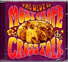 CD 24T CROSSTALK THE BEST OF MOBY GRAPE 2003 UK NEUF SCELLE
