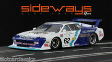Racer Sideways SW27 Sauber BMW M1 Turbo  Group 5  LeMans 1982 1/32 Slot Car
