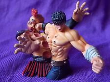 "Fist of the North Star KENSHIRO /  PVC Figure 2.4"" 6cm MINT / UK DESPATCH"