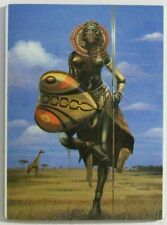 CHRIS ACHILLEOS Fantasy Art Fridge Magnet MAASAI