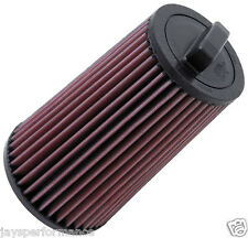 KN AIR FILTER (E-2011) FOR MERCEDES BENZ C-CLASS (W203/C203/S203) C160 2005