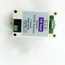 Industrial Isolated RS-485 Repeater 9-12V lightning protection