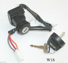 New Ignition Key Switch Fits 2005-2008 LT-Z400 LTZ400 Suzuki Part #96 US Seller!