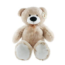 LARGE TEDDY BEAR XXL GIANT TEDDY BEARS SOFT PLUSH TOYS KIDS XMAS GIFT 100CM