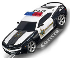 Carrera Digital Chevrolet Camaro Sheriff  Police Slot Car 1/32 30756