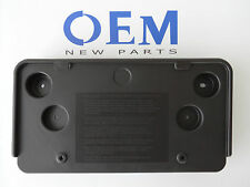 2008-2010 Saturn Vue Front License Plate Mounting Bracket 96848586 NEW