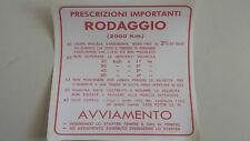 ADESIVO RODAGGIO PER VESPE 4 MARCE MISCELA 2%