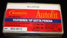 Dental M-LARGE Feathered Tip Gutta Percha
