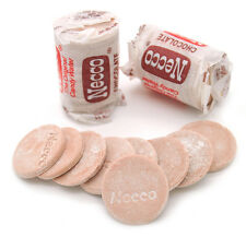 SweetGourmet Chocolate Flavor Necco Junior Wafers, 5Lb FREE SHIPPING!