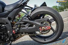 SUZUKI GSX-R 600-750 2011-2016 Carbon Fiber Swingarm Covers Panels Protectors
