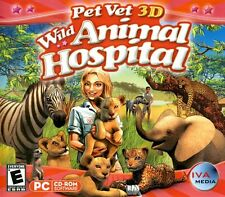 Pc Pet Vet 3D: Wild Animal Hospital Video Games