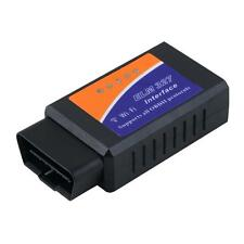 ELM 327 ELM327 WiFi OBD OBDII Auto Diagnose Interface Scanner iOS Android