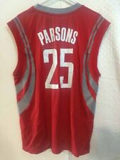 Adidas NBA Jersey Houston Rockets Chandler Parsons Red sz M