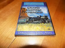 GRAND CANYON RAILROAD GREAT AMERICAN RAIL JOURNEYS National Park Railway DVD NEW