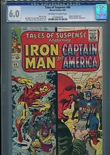 Tales of Suspense #66  (Red Skull)  CGC 6.0  OW-WP