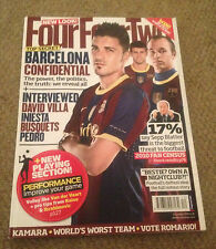 FourFourTwo magazine issue 197 December 2010