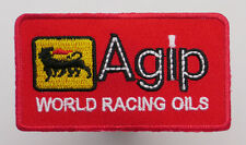 AGIP / FERRARI F1 Sponsor Logo Iron-On Patch - MIX 'N' MATCH - #8C16