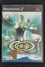 ISS International superstar soccer - PS2 - Playstation 2