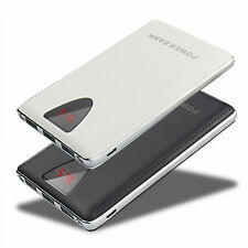 50000mah Power Bank LCD 2LED 3USB Battery Charger For iPhone7 6 5s 4s For Huawei