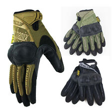Tactical Gloves Mechanix Wear M-PACT 3 Outdoor sports Handschuhe Gans Guantes