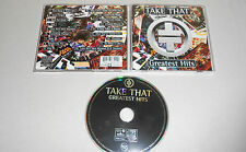 CD Take That - Greatest Hits 18.Tracks 1996 Never Forget Back for Good Sure 111