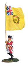 W Britains British 80th Foot Flagbearer 17890
