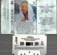 RARE out of print Xuxa 3 cassette tape New Never opened