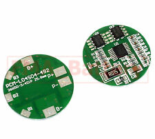 2x Over Dis/Charge Protect 12.8V PCM for LiFe Battery Working Current 4A SM492