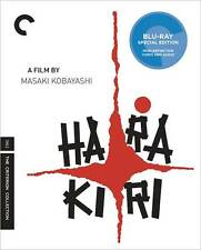 CRITERION COLLECTION: HARAKIRI (B&W) - BLURAY - Region A - Sealed