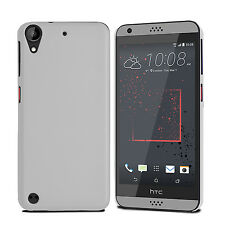 For HTC Desire 530 Thin Slim Armour Hard Case Clip On Back Cover & Screen