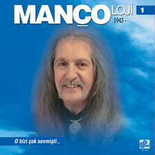 "BARIŞ MANÇO "" MANÇOLOJİ 1-2 "" Turkish Pop LP Vinyl PLAK"