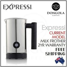 Expressi Milk Frother Cappuccino Latte Electric Automatic Coffee Machines ALDI
