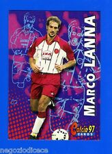 CALCIO CARDS 97 - Panini - Figurina-Sticker n. 161 - LANNA - ROMA