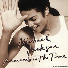 Michael Jackson, Remember the Time / Black Or White Audio CD