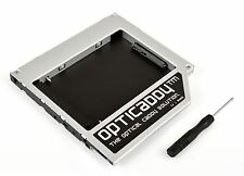 Opticaddy second SATA-3 HDD/SSD Caddy for Acer Travelmate P246-MG P256-M
