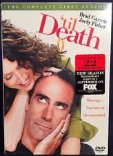 'Til Death - The Complete First Season (DVD, 2007, 3-Disc Set) New Sealed