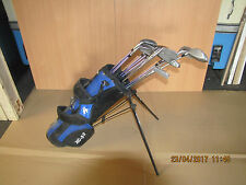 set of golf clubs right hand drivers and irons set 4